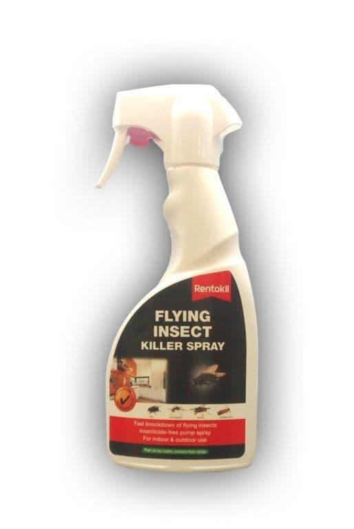 Rentokil Flying Insect Killer Spray - 500ml